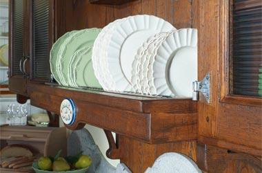 Кухни в стиле кантри или деревенский