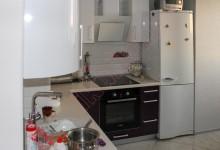 Кухня из пластика №23