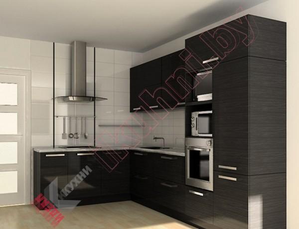 Кухня из ЛДСП CLEAF №312