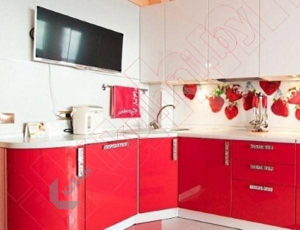 Кухня из пластика №265