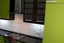 Кухня из крашеного МДФ №236