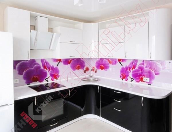 Кухня из пластика №16