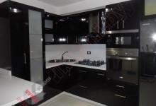 Глянцевая кухня №06