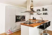 Матовая кухня №02