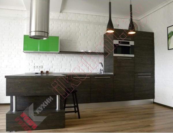 Кухня из ЛДСП EGGER №02