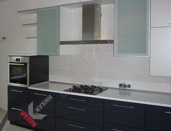 Кухня из пластика №99