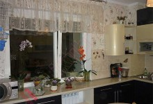 Кухня из пластика №93