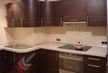 Кухня из пластика №06