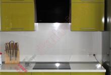 Кухня из пластика №13