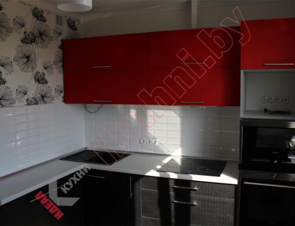 Кухня из пластика №22