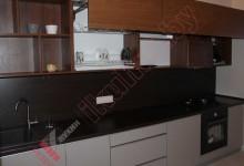 Прямая (линейная) кухня №03