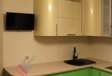Кухни из пластика №137