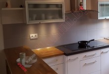 П — образная кухня №03