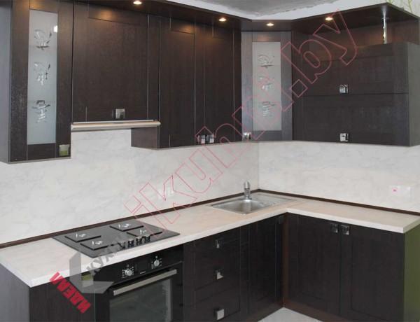 Кухня из Рамочного МДФ №02