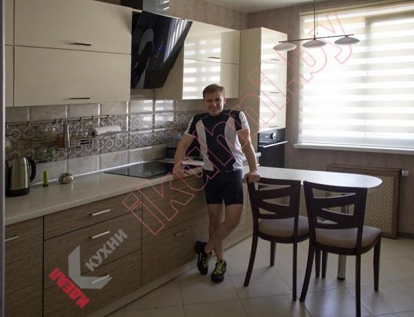 Кухня для Алексея Хлестова