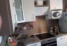 Кухня из пластика №17