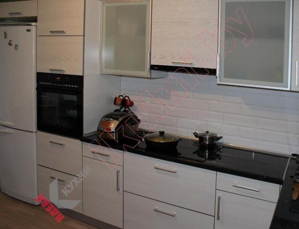 Кухня из пластика №24