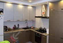Кухня из пластика №01