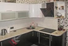 Кухни из пластика №206