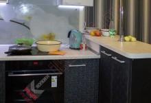 Кухня с барной стойкой №05