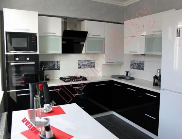 Кухня из пластика №26