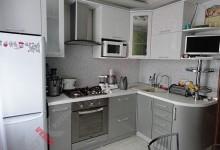 Кухня из МДФ крашенного №06
