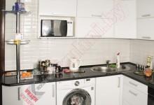 Кухни из крашеного МДФ №210