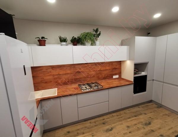 Кухни из акрила №299
