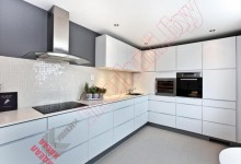 Кухня хай-тек №001