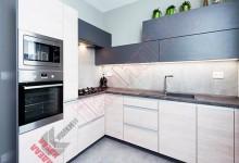 Кухня хай-тек №006
