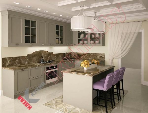 Кухня неоклассика №006