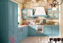 Кухня неоклассика №010