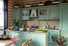 Кухня кантри №002