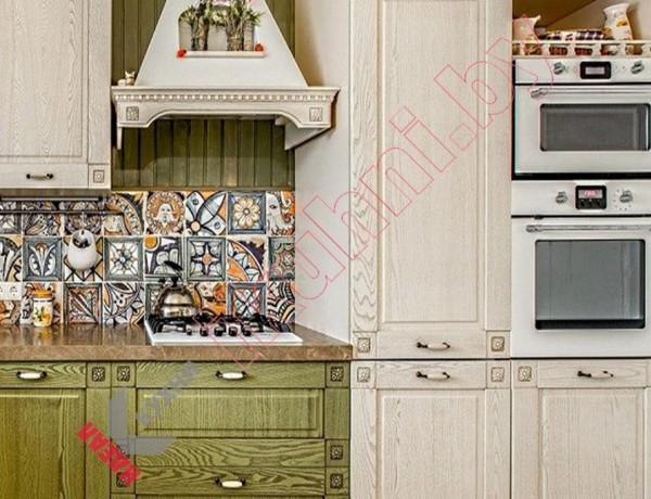 Кухня кантри №008