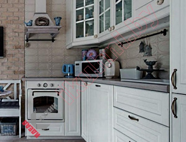 Кухня в стиле кантри №009