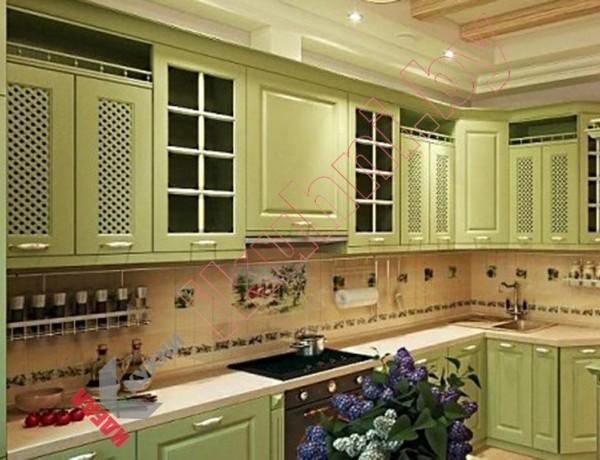 Кухня в стиле кантри №010