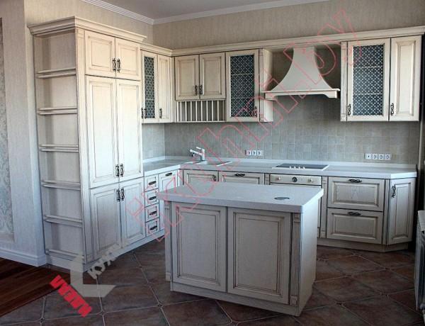 Кухня в стиле кантри №011
