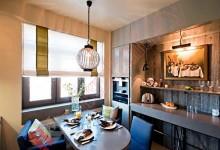 Кухня арт-деко №18