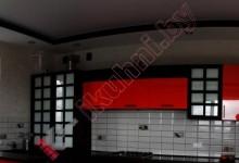 Кухня в японском стиле №04