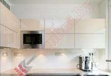 П — образная кухня №01