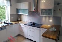 Кухня в скандинавском стиле №02