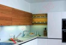 Кухня в скандинавском стиле №04