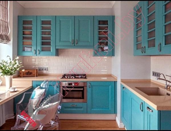 Кухня в стиле фьюжн №03