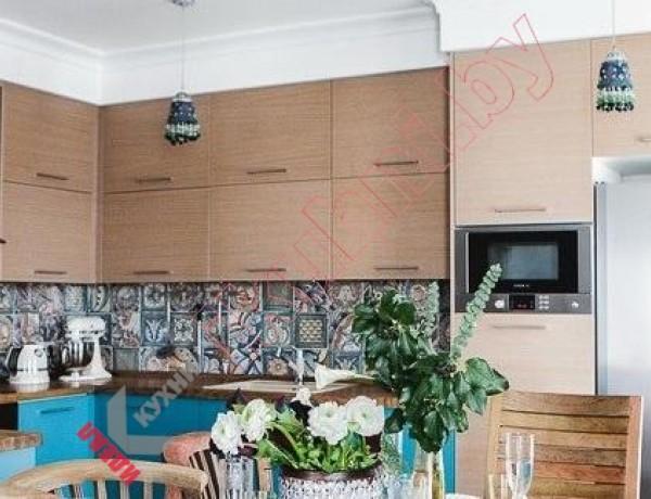 Кухня в стиле фьюжн №04