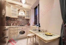Кухня в стиле прованс №01