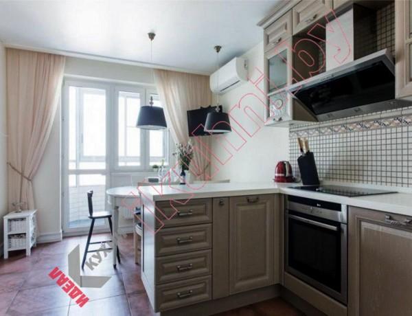 Кухня в стиле прованс №02