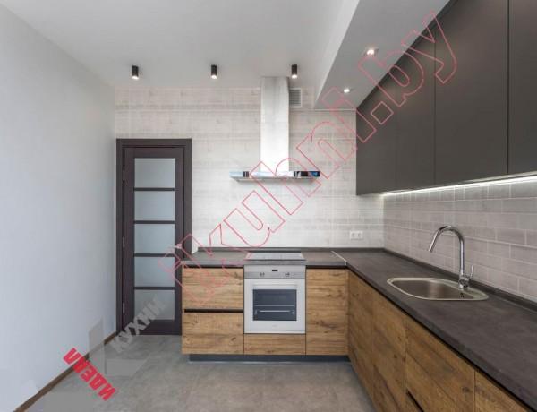 Кухня с Gola профилем №01