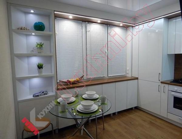 Кухня под окно №07