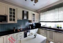 Кухня из массива дуба №01