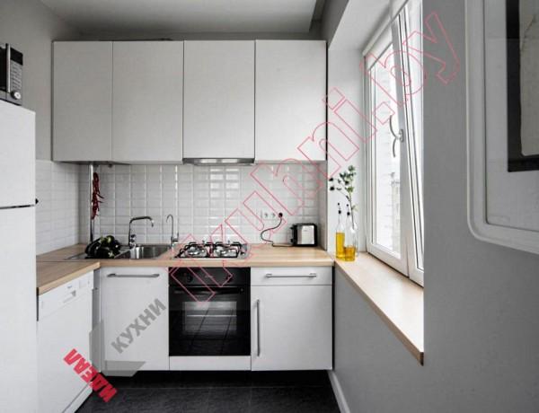 Кухня в «хрущевке» №02